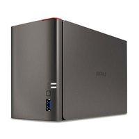 BUFFALO LS421DE two-drive two-bay NAS Network storage