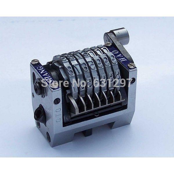 2014 Cheap Hot Sale 7 Digits GTO Number Machine For Heidelberg Printing Machine(China (Mainland))