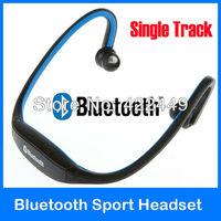 Single Track Sports Bluetooth Headset Wireless Headphone Earphone For Bluetooth Mobile Phone