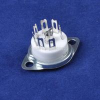 7Pin Ceramic MINI Tube Socket for 12AF6 12EC6 6AQ5