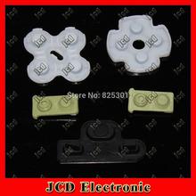 Para Playstation 3 PS3 controlador de peças de reparo - Silicon Pads substituição 500 conjuntos(China (Mainland))