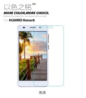 Hot Proof Screen Film Toughened membrane Steel Glass protective film for Huawei Honor 6 films,original for Huawei Honor 6 film