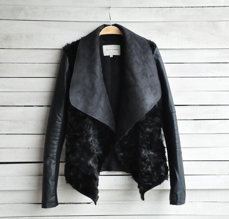 Женская одежда из кожи и замши YTS9001 + , S/M/L/XL женская одежда из меха cool fashion s xl tctim07040002