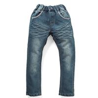JJLKIDS NWT Kids Boys Children Straight Leg Demin Jeans Simple Classic Pant