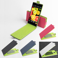 NEW 2 Color Original DOOGEE DG2014 Flip Leather Cases ,Protective Case for DOOGEE DG2014 Phone Skin jacks Free shipping