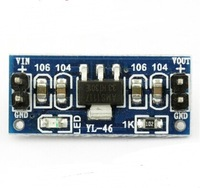 Free shipping 10pcs/LOT 3.3v power module ams1117-3.3 v power module electronic Breadboard Power Supply