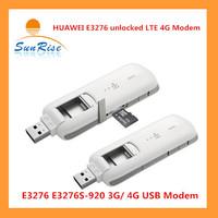 Unlocked  Huawei E3276 E3276S-920 150mbps Wireless 3G / 4G USB Modem 4G150Mbps mobile Momem LTE TDD 2300/2600 MHz