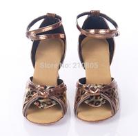New Arrival Women's Sexy Dance Shoes For Latin Ballroom Salsa Tango Shoes  5.5cm Heel High Free shipping