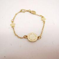 fashion bracelet for women 2014 hot selling Enamel wafer stars multicolor bracelet  girls love best
