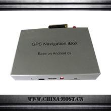 Android OS GPS для пионером dvd, Сенсорный экран управление разрешение 800 * 480