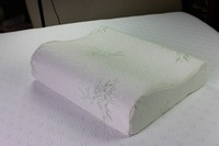 2014 partysu flower pillow for neck health with top quality memory latex