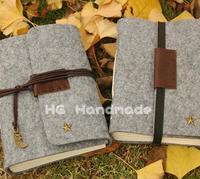 Simplehg tapirs handmade tsmip letter pencil case fashion vintage laptop notepad