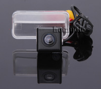 CCD Car Reverse Camera for 2012 CITROEN DS4 2013 CITROEN C4L Auto Rear View Backup Review Reversing Parking Kit Free Shipping