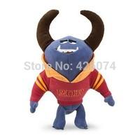 Free Shipping New 2014 Original Monsters University Kids Plush Toys Johnny Stuffed Dolls For  Children Gifts 27CM