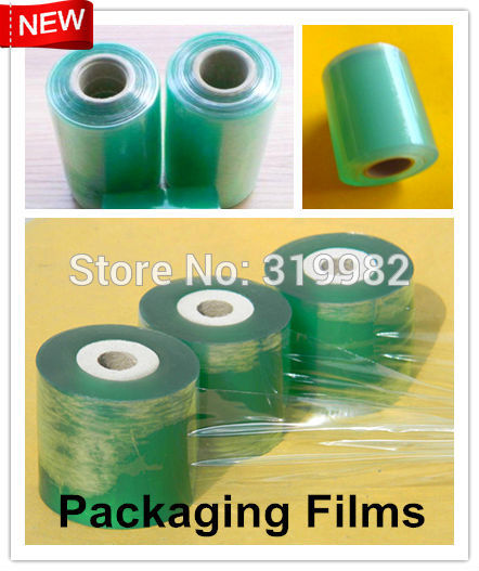 3pcs/lot, PVC Stretch Film Stretch Wrap Film plastic film Transparent Electronic Packaging films 6cm width(China (Mainland))