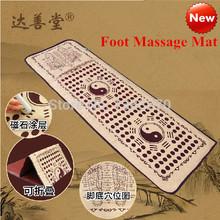 Health beauty foot acupoints  foot massage floor mat similar foot massage mat pebble mat foot massage blanket gravel roads