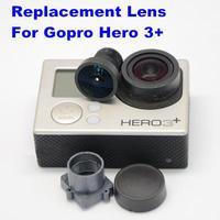 NEW 170 Degree SUPER Wide Angle HD LENS FOR GoPro HERO 3 HD3 HERO3+ PLUS BLACK SILVER WHITE EDITION Accessories
