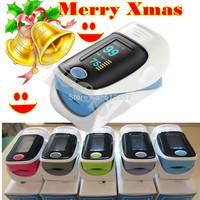 Alarm added*****finger pulse oximeter SPO2 PR monitor OLED display 4 color waveform 6 Display Modes