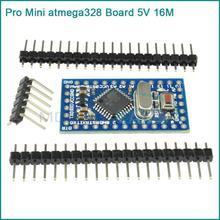 5PCS New Pro Mini atmega328 Board 5V 16M Replace ATmega128 For Arduino Compatible Nano(China (Mainland))