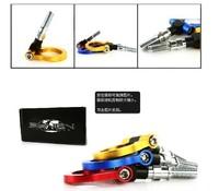 Car Towing Bars/ Car Front Bumper towing bars/ Refitting tow hook/Universal racing car towing bars high density aluminum alloy