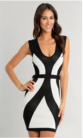 5825 free shipping summer dress 2014 Fashion Women'S Peplum Tops T-Shirts Blouse Plus Size Casual Sleeveless dress