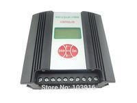 300w 12VDC input hybrid Solar Wind Charge Controller wind regulator, wind regulator, new