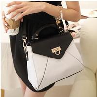 High Quality Leather Handbags Fashion Women's Bag Brands Women Messenger Bag Totes Bolsas H0626