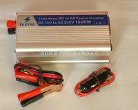 1500W WATT DC 12V to AC 220V Portable Car Power Inverter Charger Voltage Converter 12V To 220V Transformer