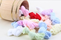 Warm soft cotton baby boys girls socks baby clothing accessories booties floor infant socks homewear 5pair=10pices ks02
