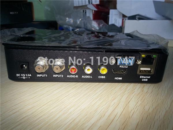 Original Bravissimo Nagra3 AZBOX para Brasil 1080P TV Receptor WIFI