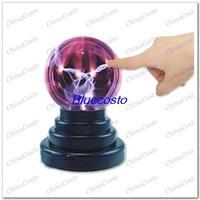 Retailed 1pcs New USB Plasma Ball,Lightning Light Lamp Party Bar Holiday Gift for Christmas Xmens