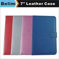 Free Shipping 7inch Tablet PC Leather Keyboard Universal Keyboard Case for Android Tablet pc