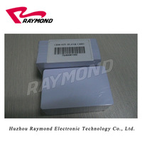 Can be printed direct - CR80 Blank PVC Card, smooth - edge,high - quality