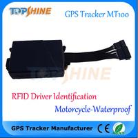 Newest Design Waterproof Tracker Free tracking platform micro gps tracker -F