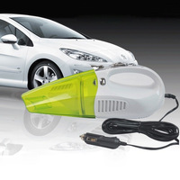 New 100W 12V car cleaners portable car vacuum cleaner With Double Filter And Super Strong Suction automotive cleaners