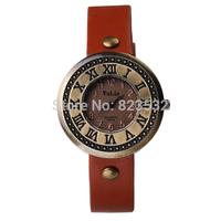 FAMOUS lady restore ancient ways watch,sport girls luxury dress Wristwatch,quartz leather watches,female clock Relogio gift