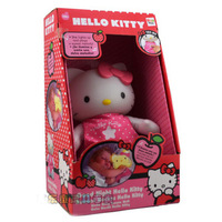 For kitty cat doll kt Series of children's toys baby Child Musical Appease Sleep Light Hypnosis kt Ornaments Quality
