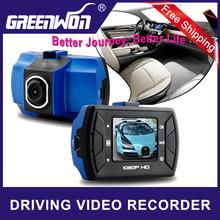NEW HD camera, HD video recording 1080P HD Car Camera  Night Vision DVR Video Recorder(China (Mainland))