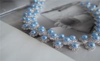 Macaron explosion models selling imitation pearl chain neckline hem skirts decorative chain monopoly wholesale