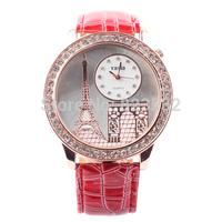 Fashion lady diamond watch,sport casual women luxury dress genuine LEATHER rhinestone quartz Wristwatch,Relogio Christmas gift