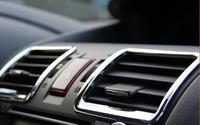 2012-2014 Subaru XV controls the outlet box for XV decorative cover 2pcs/set free shipping