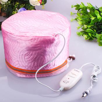 Электрическое отопление пара волос кепка горячее масло шляпа DIY для укладки волос ...
