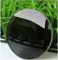 custom made myopia 1.56 CR39 sunglasses lenses, optical corrective lenses,polarized sunglasses lenses optional,