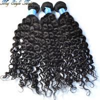 Cheap unprocessed Malaysian virgin hair Afro Kinky Curly Human Hair Extensions,Curly Hair Weaves Bundles 3Pcs Lot,queen hair