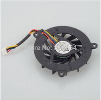Original cpu cooling fan for ASUS F3 F3J F3S A8 Z99 X80 N80 N81 F8S F3H GC056015VH-A 13.V1.B2433.F.GN KFB0505HHA-W376