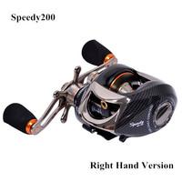 Tsurinoya Speedy200 14BB Baitcasting Fishing Reel Right Hand Version