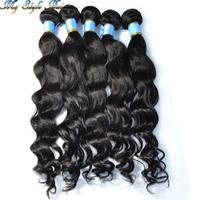 Wholesale Malaysian Loose Wave Virgin Hair Paza Rosa Mocha Queen Hair 10pcs lot 100g/Bundles 4A Unprocessed Human Hair Weaves