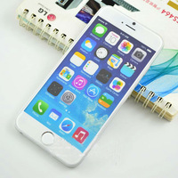 4.7inch High Quality Non-Working Fake Dummy, Display Model Coloured Screen for iPhone 6 , free shipping