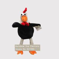 30-40 cm big size 4 colors Decoris Chicken Run plush toy cute chicken plush toy for kids toy kids gift Free shipping