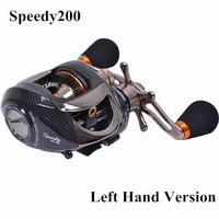 Tsurinoya Speedy200 14BB Baitcasting Fishing Reel Left Hand Version